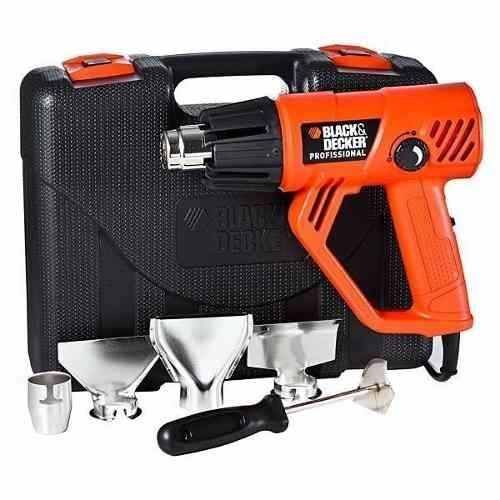 Pistola De Calor 2000w Black And Decker Hg2000k Maletin