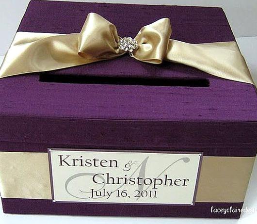 Wedding Gift Card Box Custom Made By Laceyclairedesigns On Etsy 7300 In 2020 Wedding Gift Cards Wedding Gift Card Box Gift Card Boxes