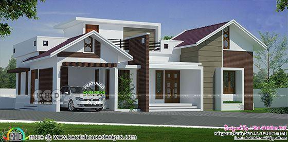Garden Idea In 2020 Bungalow House Design Home Building Design House Outer Design