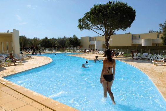 Location Gruissan Carrefour Voyages, promo location Club Vacances Les Ayguades Gruissan prix promo Carrefour Voyages à partir 323.00 € TTC 7N.