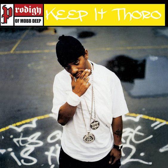Prodigy – Keep It Thoro (single cover art)
