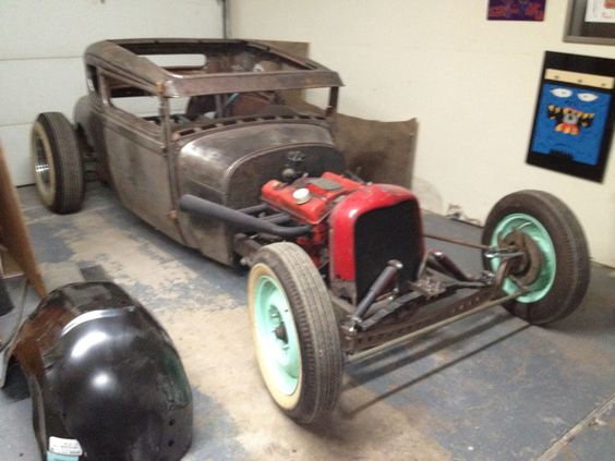 Cool Rat Rod for sale, Sorry this vehicle has been sold.  To see more vehicles go to: www.motorntv.com