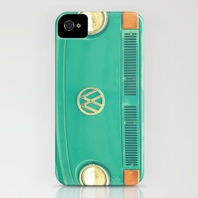 Groovy VW iPhone case - NEED this when I get my new phone.