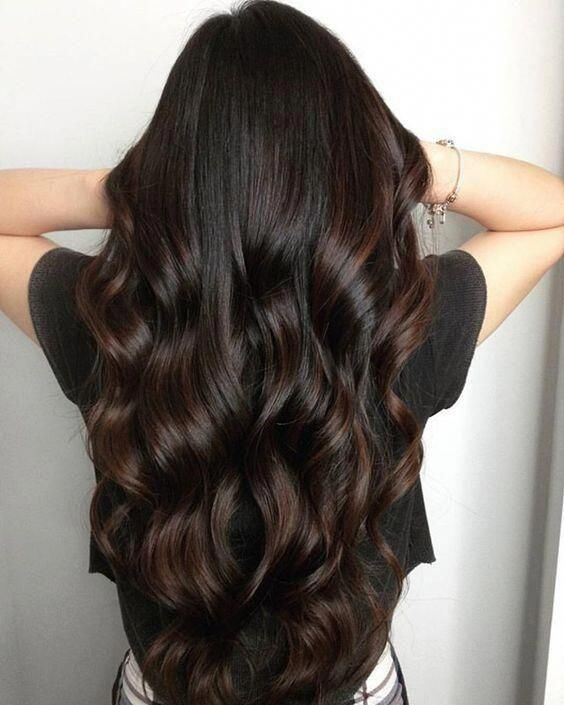 99 Outstanding Brunettes Shades Dark Hair Ideas To Try Asap Dark Hair Colors Hair Color Asap Try In 2020 Dark Brunette Hair Hair Color Balayage Brunette Hair Color