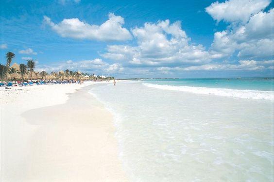 Playa Punta Maroma, Cancún, México