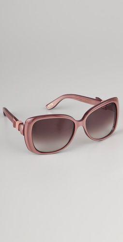 Bow sunglasses. So cute!