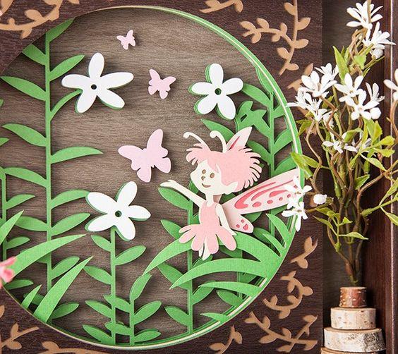 Butterfly Fairy Garden