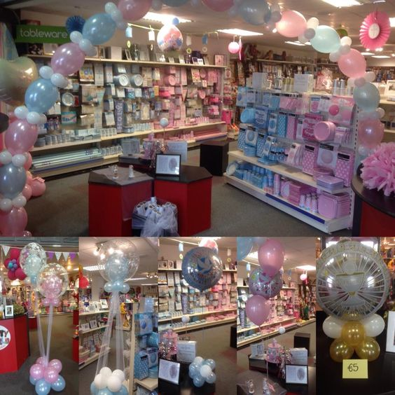 Partyworld are now taking orders for #Communion and #Confirmation Balloons. Pop in to our shop on the Inner Ring Road to view our displays #partyworldballoons #balloons #communionandconfirmation — celebrating your special day at Party World: