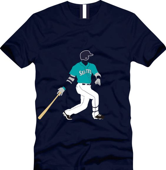 Robinson Cano Seattle Mariners baseball by EmeraldEmpireClo on Etsy https://www.etsy.com/listing/201907921/robinson-cano-seattle-mariners-baseball