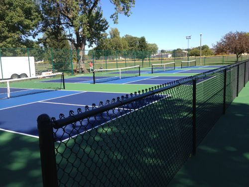 Springfield Park District - Pickleball Courts