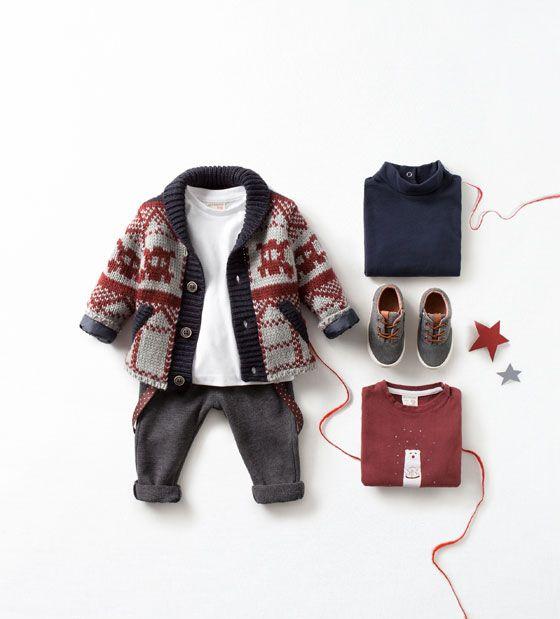 Shop by Look - Bébé Garçon - Enfants   ZARA Canada