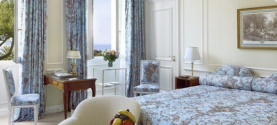 Luxury Hotel Rooms | Hotel Du Cap-Eden-Roc | French Riviera