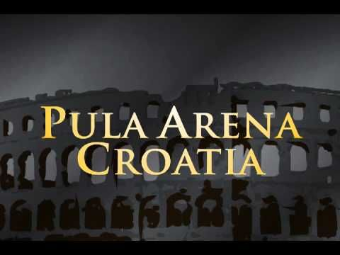 Arena Ice Fever PULA MMXII Croatia - Summer Classic Ice hockey event, we will write history!