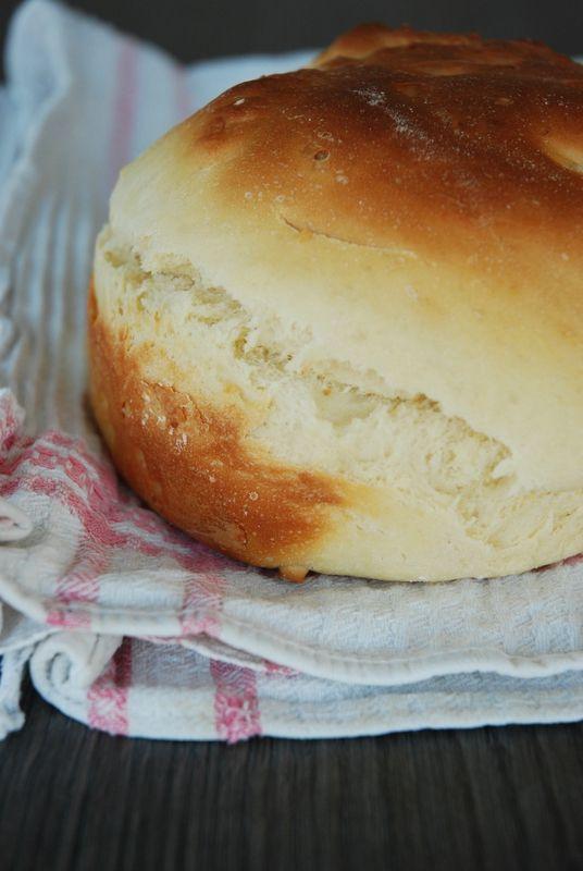 Brioche light au yaourt 0% 420gr de farine 2 jaunes d'œufs 150ml de lait demi-écrémé 120gr de yaourt nature 0% 1 cuillère à café de levure chimique 1 cuillère à café de sel 3 cuillères à soupe de sucre -Dans un petit saladier tiédir le lait quelques secondes au micro-ondes. -Ajouter le yaourt + jaunes d'œufs. Mélanger. -Verser une partie de la farine dans un autre saladier + sucre + sel. -Laisser reposer la pâte 1h/2h -30 min four 180°