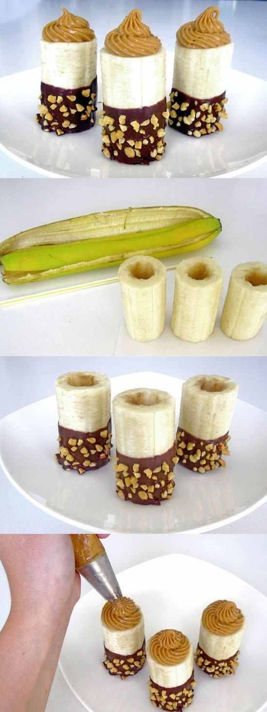 Churros de Banana, é isso?