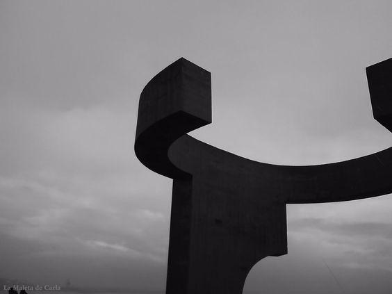 Elogio al horizonte, Gijón.