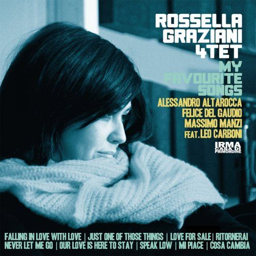 Rossella Graziani 4Tet - My Favourite Songs (2017)