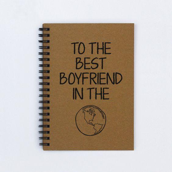 Gift for boyfriend to the best boyfriend in the world for The best gift for boyfriend