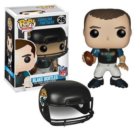 Blake Bortles - Funko Pop! Don't know why it says Carolina Panthers. JAGS, BAY-BEE!!