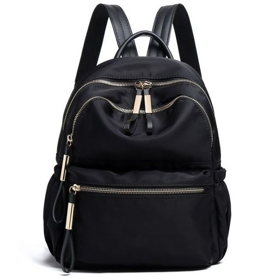 I like this! Fashion Simple Pure Color Waterproof Oxford School Bag Student Backpack  only $38.99 from ByGoods.com!