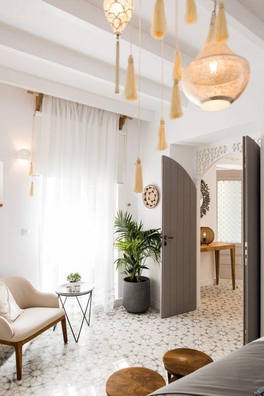 For The Floor Villa Jasmine A Dreamy Greece Getaway Get Ready To Add This Gorgeous Cretan Home To Your Vac Interior Design Home Interior Design Greek Decor