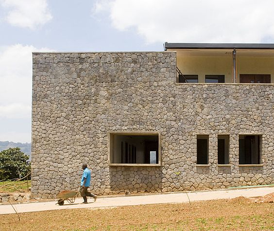 MASS Design Group wins Zumtobel Award for Butaro Hospital | MASS Design Group | Archinect
