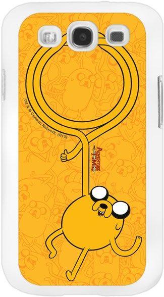 Adventure Time - Jake Kendin Tasarla - Samsung Galaxy S3 Kılıfları