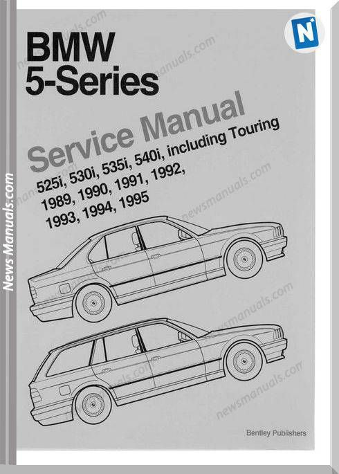 Bentley Bmw 5 Series Service Manual Bmw 5 Series Bentley Bmw