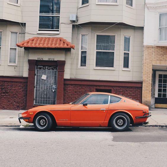 Datsun // #carsofSF