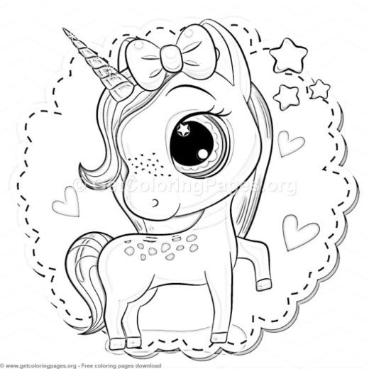 Unicorn Coloring Pages Super Coloring Page 8 Getcoloringpages Org Unicorn Coloring Pages Cute Coloring Pages Coloring Pages