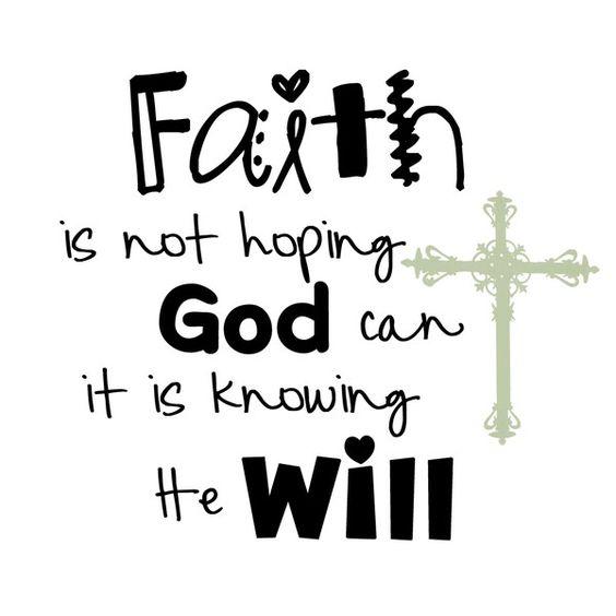 Faith my-faith