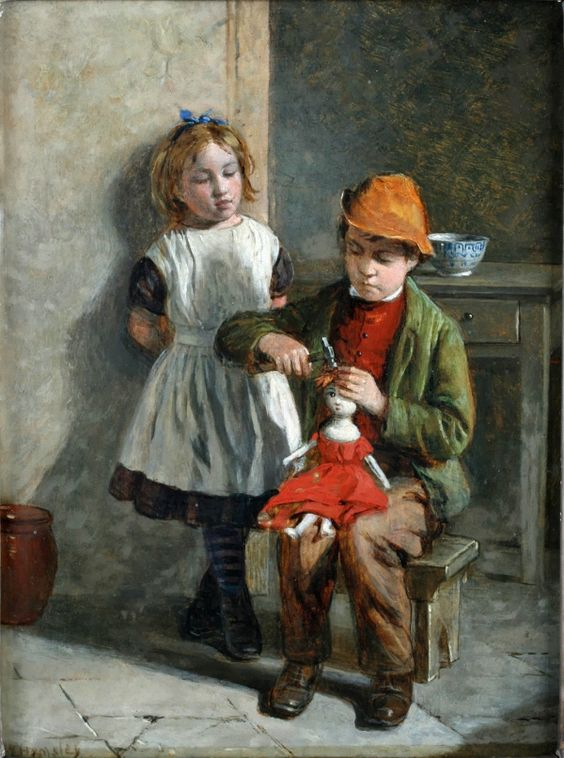 William Hemsley (English, 1819-1893):