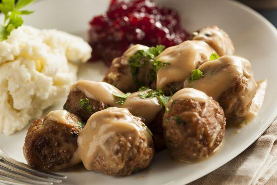 Cuisiner la boulette suédoise de chez Ikea à la maison !
