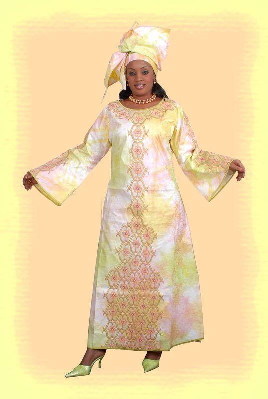 robe de reve en pagne africain. Black Bedroom Furniture Sets. Home Design Ideas