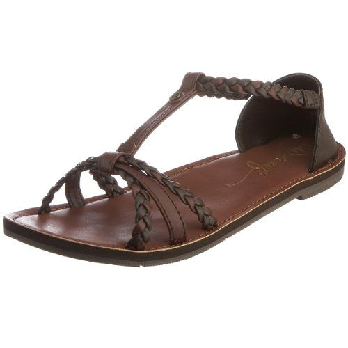 Model Reef Womens Flip Flops - Stargazer - 2016 Sandal Brown Bronze Grey | EBay