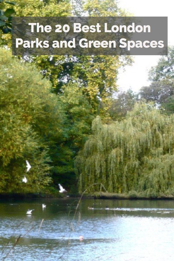 Battersea park in London is a wonderland of sights and sounds.