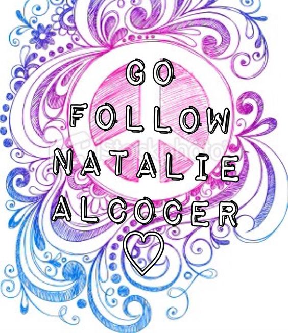Go follow @Natalie Alcocer, she is my pinterest bestie. She is a starter and needs EVERYONES help.