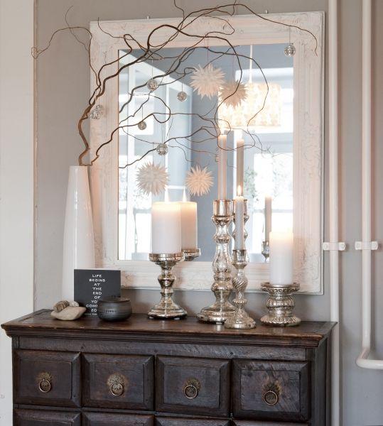 Weihnachtsbaum 2011, Tags Grau, Weihnachten, Schneeball, Weiß, Zweig, Ruhig