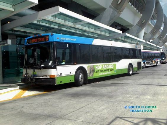 Miami-Dade Transit | Bus | Pinterest | Photos