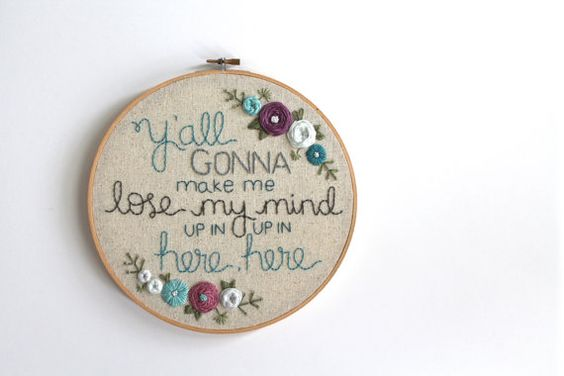 Hey, I found this really awesome Etsy listing at https://www.etsy.com/listing/268261346/yall-gonna-make-me-lose-my-mind