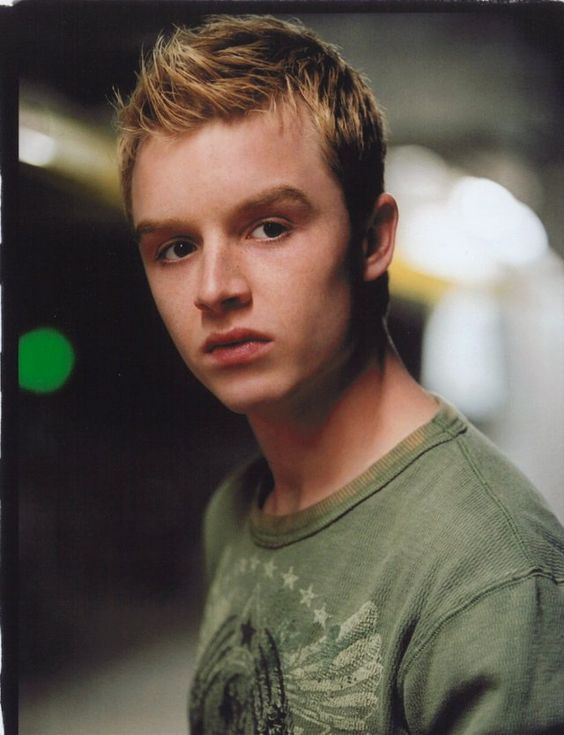 Noel Fisher. I think I love him so much because he looks ...