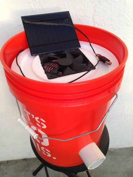 5 Gallon Bucket Air Conditioner Pictures Of