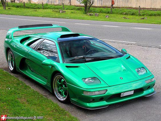 Affolter Diablo Evolution GTR  Cars  Pinterest  Evolution