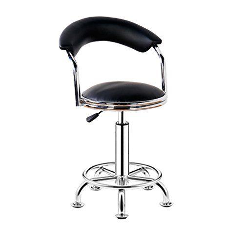 Decorative Stool Bar Chair Round Stool Household Beauty Salon