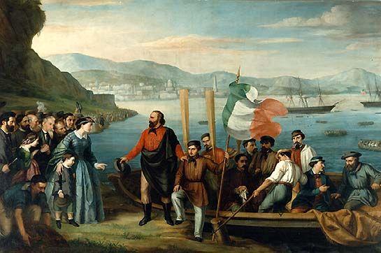 Partenza da Quarto - Itália – Wikipédia, a enciclopédia livre