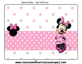 Minnie mouse mice and fiestas on pinterest - Fondos de minnie mouse ...