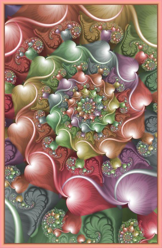 Shell Fractal, May by pinkal09