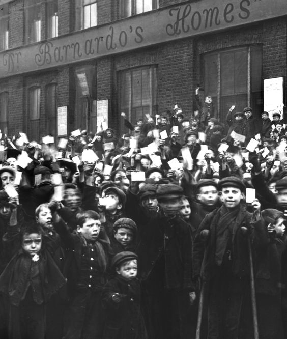 Barnardo Christmas 1909
