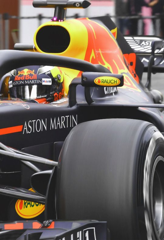 Max Verstappen L Barcelona 2018 Formule 1 Voiture Max