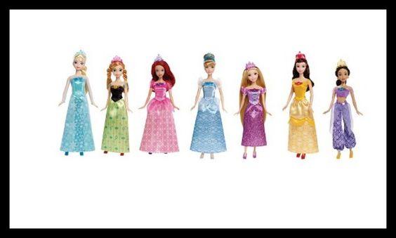 Target: Disney Princess Doll 7 Pack 50% Off!! – Mama Bees Freebies